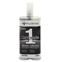+PLUSeries Composite 1 Minute Adhesive 220ml (large)