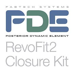 PDE RevoFit2 Closure System Kits