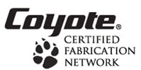 Fabtech is part of the Coyote Certified Fabrication Network